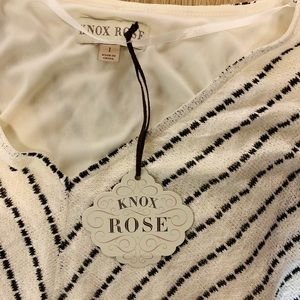Knox Rose Tops - Women's Sweater Blouse